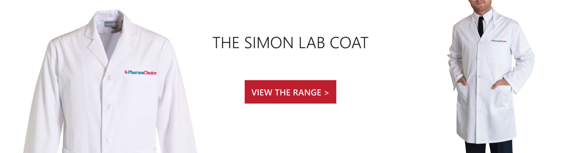 THE SIMON LAB COAT