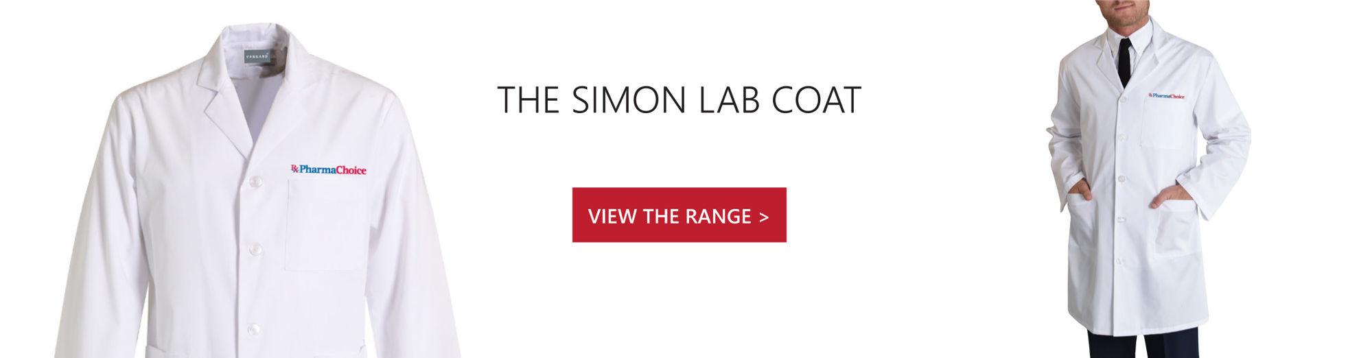 THE SIMON LAB COAT