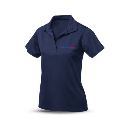 Picture of Ladies Snag Resistant Performance Polo