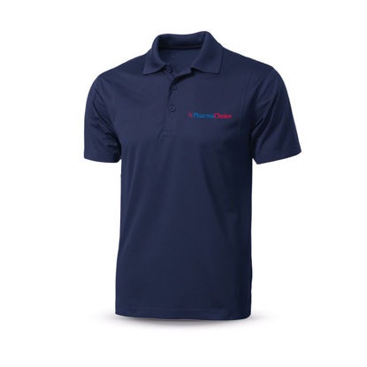 Picture of Mens Snag Resistant Performance Polo