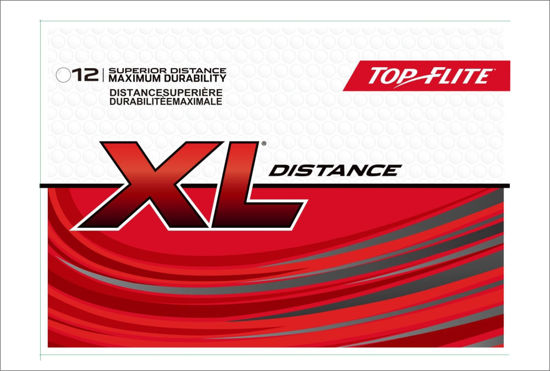Picture of Top Flite XL Distance Golf Balls
